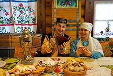 Интерактивная программа «Татарское гостеприимство»