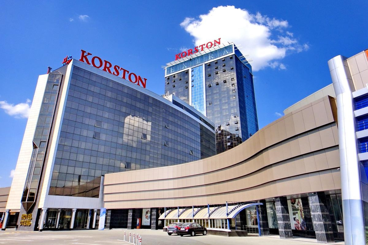 Отель «Korston TOWER» 4* Казань